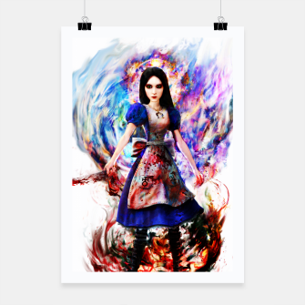 Thumbnail image of alice madness returns Poster, Live Heroes