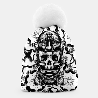 Thumbnail image of Face helmet bw Beanie, Live Heroes