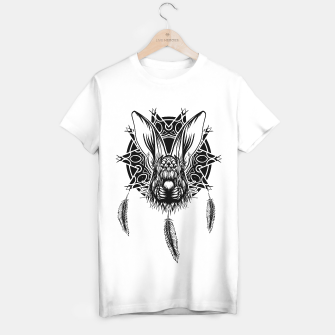 Thumbnail image of Rabbit T-shirt regular, Live Heroes
