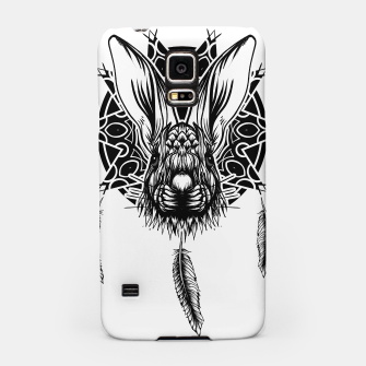 Thumbnail image of Rabbit Samsung Case, Live Heroes