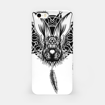 Thumbnail image of Rabbit iPhone Case, Live Heroes