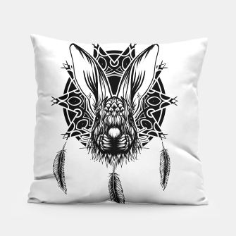 Thumbnail image of Rabbit Pillow, Live Heroes