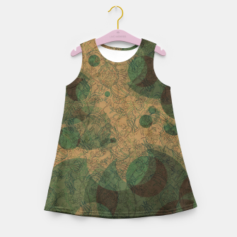 Thumbnail image of Paisleys Girl's summer dress, Live Heroes