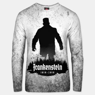 Thumbnail image of Frankenstein 1818-2018 - 200th Anniversary Cotton sweater, Live Heroes