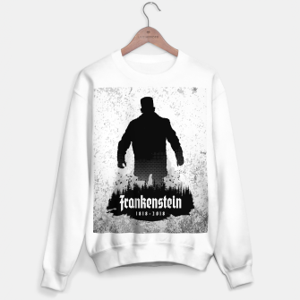 Thumbnail image of Frankenstein 1818-2018 - 200th Anniversary Sweater regular, Live Heroes