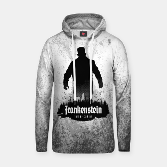 Thumbnail image of Frankenstein 1818-2018 - 200th Anniversary Cotton hoodie, Live Heroes