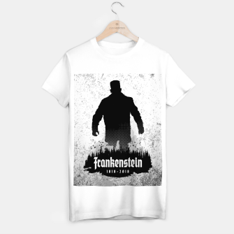 Thumbnail image of Frankenstein 1818-2018 - 200th Anniversary T-shirt regular, Live Heroes