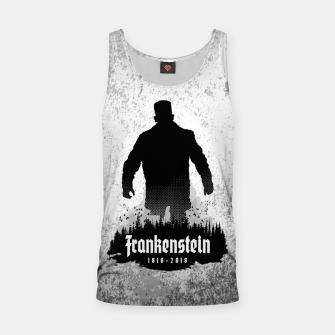 Thumbnail image of Frankenstein 1818-2018 - 200th Anniversary Tank Top, Live Heroes