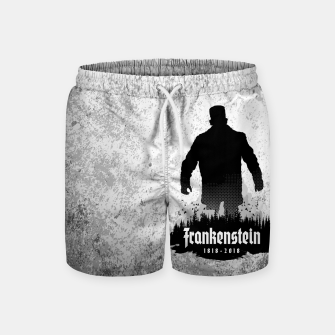 Thumbnail image of Frankenstein 1818-2018 - 200th Anniversary Swim Shorts, Live Heroes