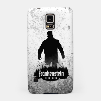 Thumbnail image of Frankenstein 1818-2018 - 200th Anniversary Samsung Case, Live Heroes