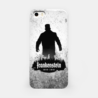 Thumbnail image of Frankenstein 1818-2018 - 200th Anniversary iPhone Case, Live Heroes