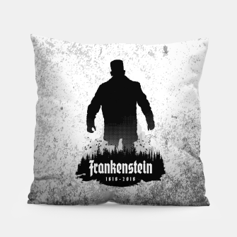 Thumbnail image of Frankenstein 1818-2018 - 200th Anniversary Pillow, Live Heroes