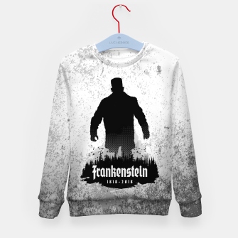 Thumbnail image of Frankenstein 1818-2018 - 200th Anniversary Kid's sweater, Live Heroes