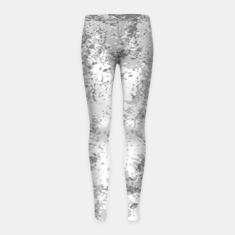Thumbnail image of Frankenstein 1818-2018 - 200th Anniversary Girl's leggings, Live Heroes