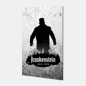 Thumbnail image of Frankenstein 1818-2018 - 200th Anniversary Canvas, Live Heroes