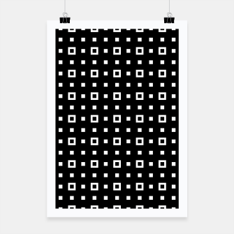 Miniaturka OP ART - Black And White Optical Illusion Cube Toy - 04 Poster, Live Heroes