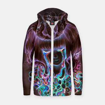Thumbnail image of Inverse Dream Melt Hoodie, Live Heroes