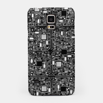 Thumbnail image of Serious Circuitry Samsung Case, Live Heroes