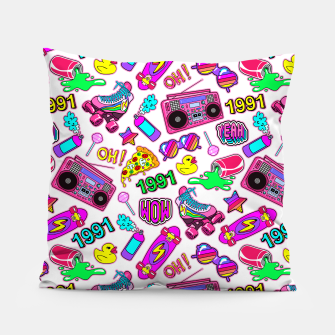 Back to the 80s! Pillow obraz miniatury