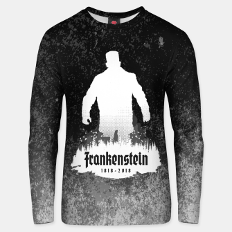 Thumbnail image of Frankenstein 1818-2018 - 200th Anniversary INV Cotton sweater, Live Heroes