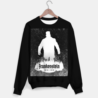 Thumbnail image of Frankenstein 1818-2018 - 200th Anniversary INV Sweater regular, Live Heroes