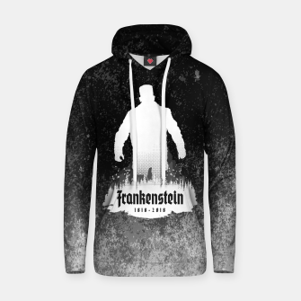 Thumbnail image of Frankenstein 1818-2018 - 200th Anniversary INV Cotton hoodie, Live Heroes