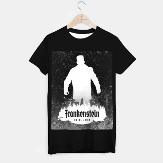 Thumbnail image of Frankenstein 1818-2018 - 200th Anniversary INV T-shirt regular, Live Heroes