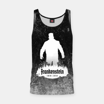Thumbnail image of Frankenstein 1818-2018 - 200th Anniversary INV Tank Top, Live Heroes