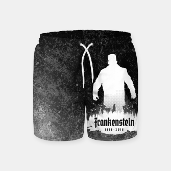 Thumbnail image of Frankenstein 1818-2018 - 200th Anniversary INV Swim Shorts, Live Heroes