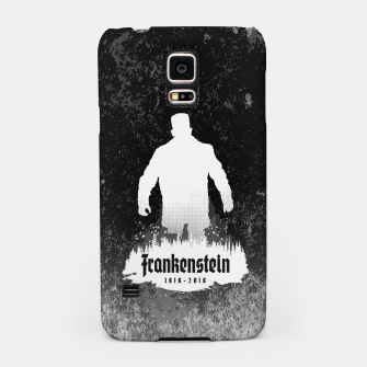 Thumbnail image of Frankenstein 1818-2018 - 200th Anniversary INV Samsung Case, Live Heroes