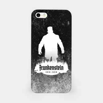 Thumbnail image of Frankenstein 1818-2018 - 200th Anniversary INV iPhone Case, Live Heroes