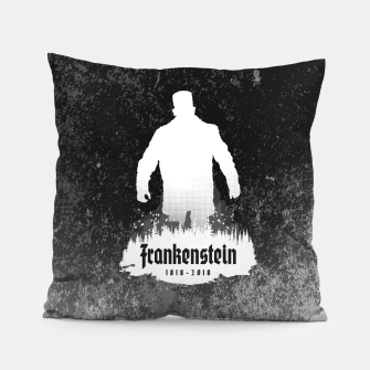 Thumbnail image of Frankenstein 1818-2018 - 200th Anniversary INV Pillow, Live Heroes