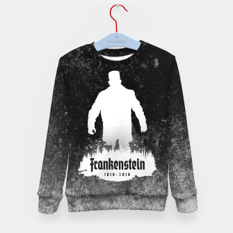 Thumbnail image of Frankenstein 1818-2018 - 200th Anniversary INV Kid's sweater, Live Heroes