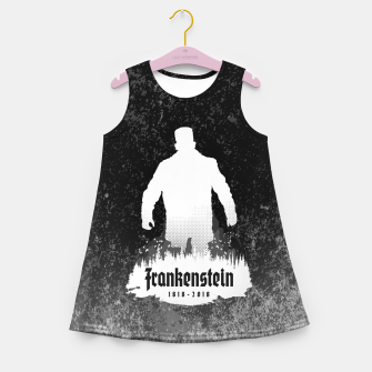 Thumbnail image of Frankenstein 1818-2018 - 200th Anniversary INV Girl's summer dress, Live Heroes