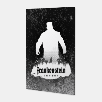 Thumbnail image of Frankenstein 1818-2018 - 200th Anniversary INV Canvas, Live Heroes