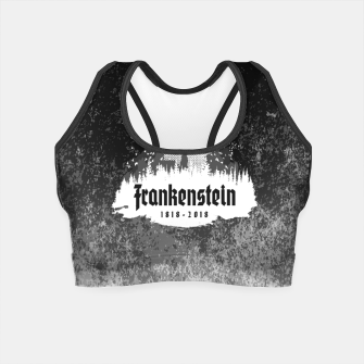 Thumbnail image of Frankenstein 1818-2018 - 200th Anniversary INV Crop Top, Live Heroes