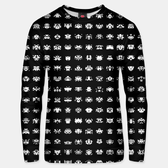 Thumbnail image of  Retro Gamer - Invaders From Space - 08 Cotton sweater, Live Heroes