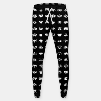 Thumbnail image of  Retro Gamer - Invaders From Space - 08 Cotton sweatpants, Live Heroes