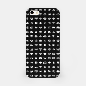 Miniaturka  Retro Gamer - Invaders From Space - 08 iPhone Case, Live Heroes