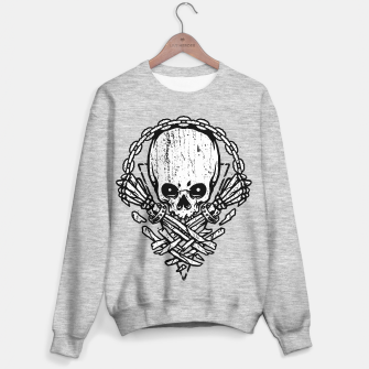 Miniatur Death by Squence Sweater regular, Live Heroes