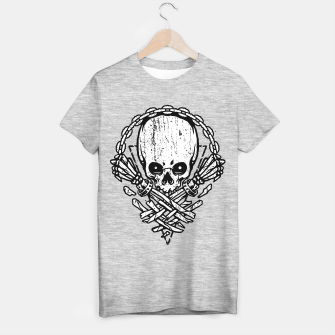 Miniatur Death by Squence T-shirt regular, Live Heroes