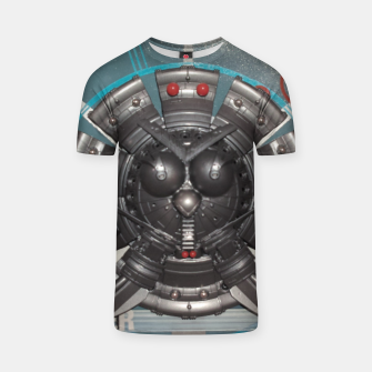 Thumbnail image of mask 2 T-Shirt, Live Heroes