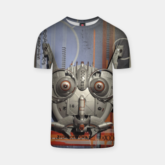 Thumbnail image of Mask 1 T-Shirt, Live Heroes