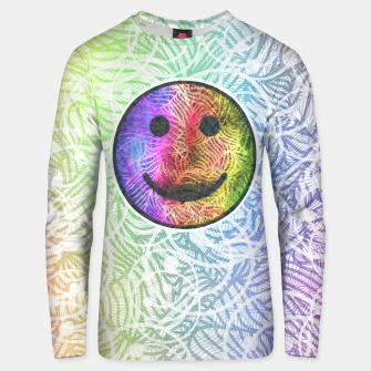 Thumbnail image of Smile! Cotton sweater, Live Heroes