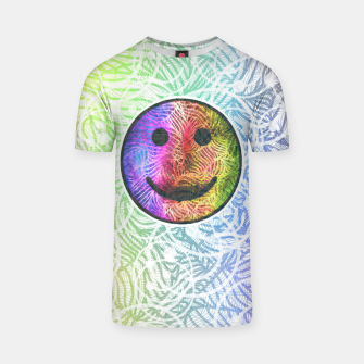 Thumbnail image of Smile! T-shirt, Live Heroes