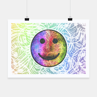 Thumbnail image of Smile! Poster, Live Heroes