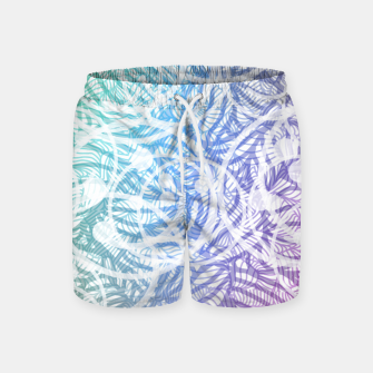 Thumbnail image of smile2 Swim Shorts, Live Heroes