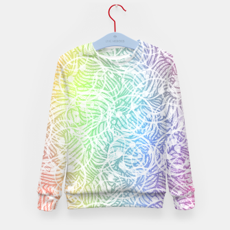 Thumbnail image of smile2 Kid's sweater, Live Heroes