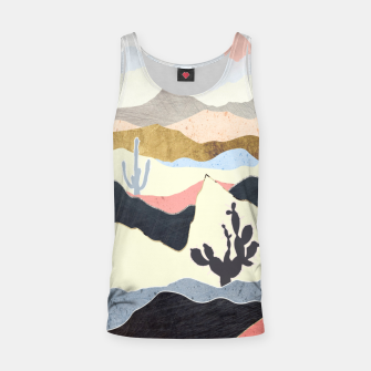 Thumbnail image of Desert Summer Tank Top, Live Heroes