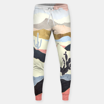 Thumbnail image of Desert Summer Cotton sweatpants, Live Heroes